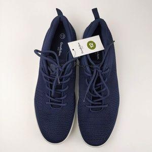 Goodfellow Sz 12 Navy Blue Boden Casual Sneakers